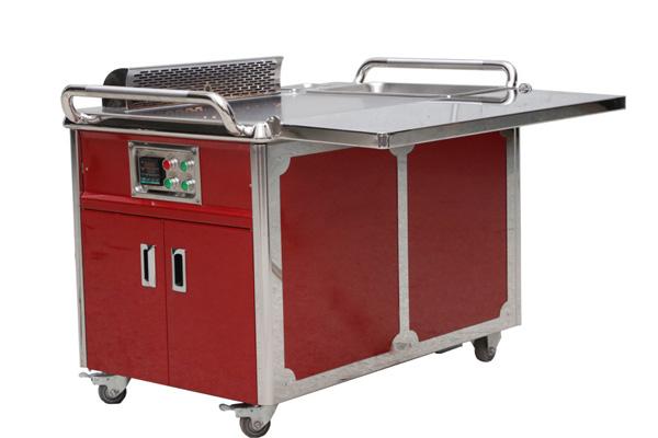 移动铁板烧设备