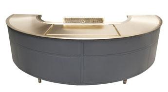 创绿巨轮铜铁板烧设备